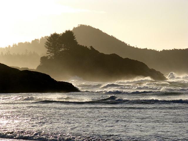 West Coast Time 3 Chesterman Beach, Tofino BC