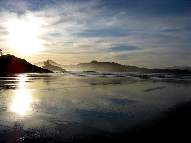 West Coast Time 4 Chesterman Beach, Tofino BC